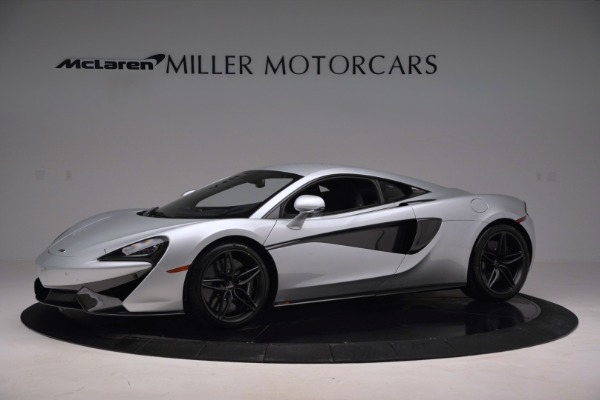 Used 2017 McLaren 570S Coupe for sale $149,900 at Alfa Romeo of Greenwich in Greenwich CT 06830 2