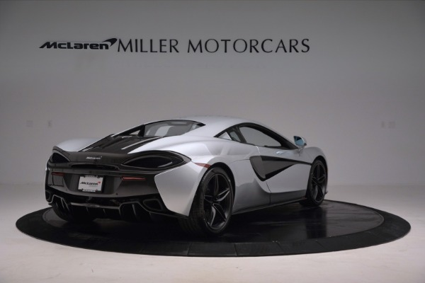 Used 2017 McLaren 570S Coupe for sale $149,900 at Alfa Romeo of Greenwich in Greenwich CT 06830 7