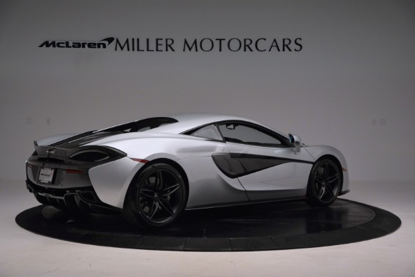 Used 2017 McLaren 570S Coupe for sale $149,900 at Alfa Romeo of Greenwich in Greenwich CT 06830 8