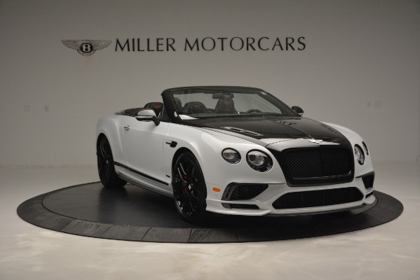 New 2018 Bentley Continental GT Supersports Convertible for sale Sold at Alfa Romeo of Greenwich in Greenwich CT 06830 11