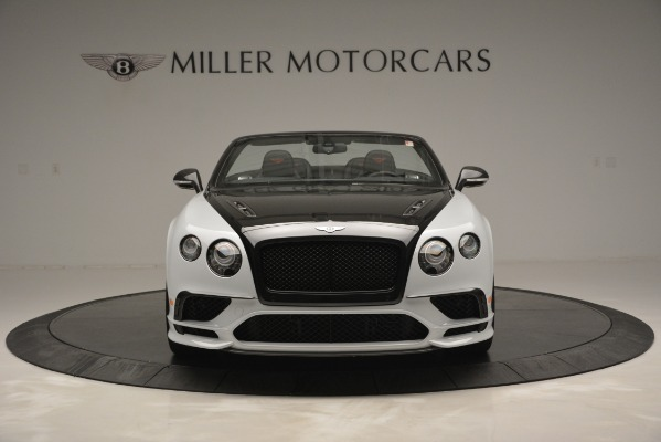 New 2018 Bentley Continental GT Supersports Convertible for sale Sold at Alfa Romeo of Greenwich in Greenwich CT 06830 12
