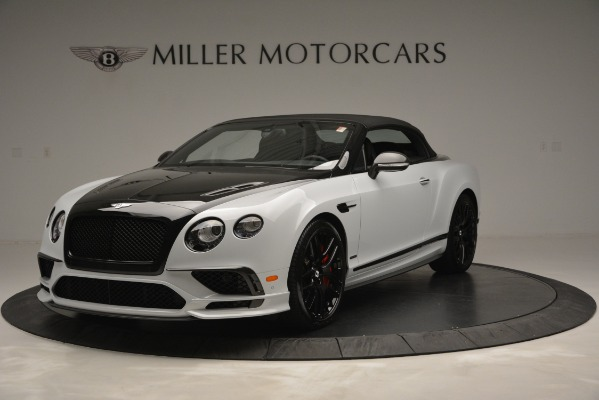 New 2018 Bentley Continental GT Supersports Convertible for sale Sold at Alfa Romeo of Greenwich in Greenwich CT 06830 13