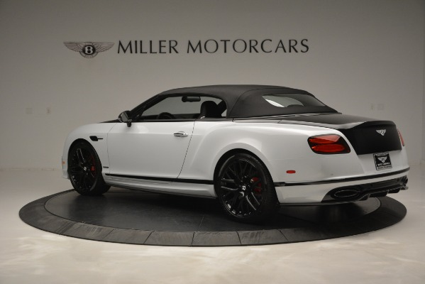 New 2018 Bentley Continental GT Supersports Convertible for sale Sold at Alfa Romeo of Greenwich in Greenwich CT 06830 14