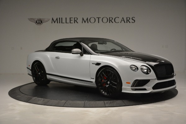 New 2018 Bentley Continental GT Supersports Convertible for sale Sold at Alfa Romeo of Greenwich in Greenwich CT 06830 16