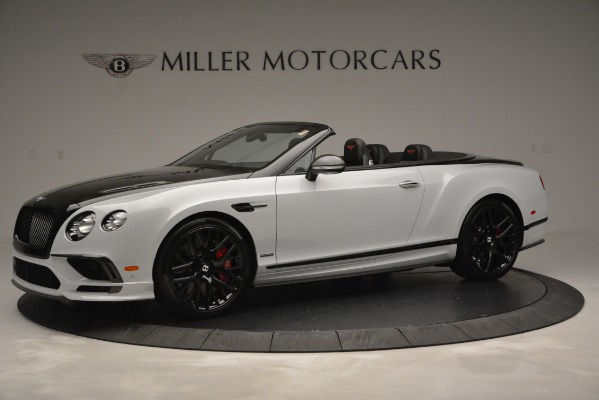 New 2018 Bentley Continental GT Supersports Convertible for sale Sold at Alfa Romeo of Greenwich in Greenwich CT 06830 2