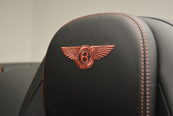 New 2018 Bentley Continental GT Supersports Convertible for sale Sold at Alfa Romeo of Greenwich in Greenwich CT 06830 24