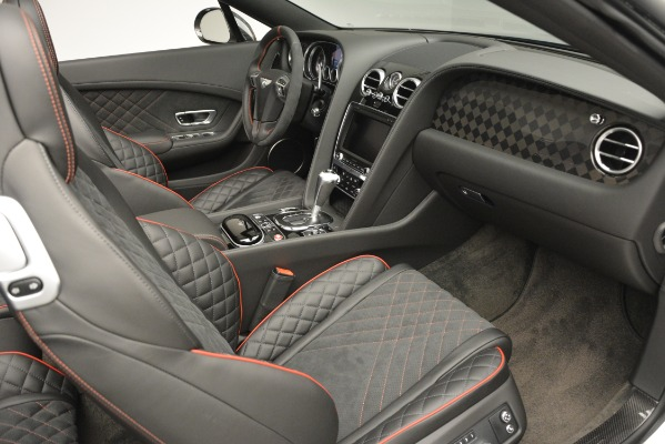 New 2018 Bentley Continental GT Supersports Convertible for sale Sold at Alfa Romeo of Greenwich in Greenwich CT 06830 26