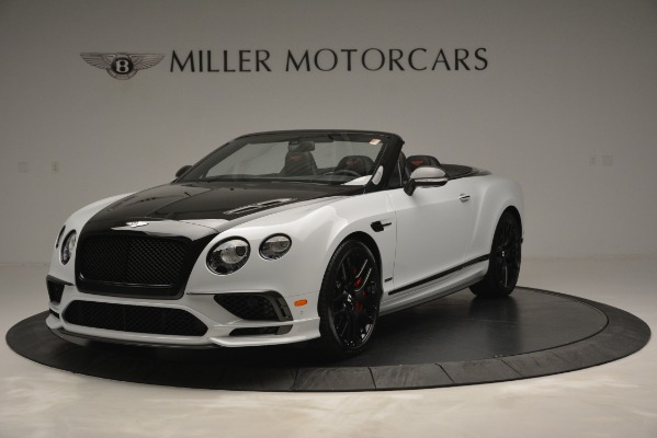 New 2018 Bentley Continental GT Supersports Convertible for sale Sold at Alfa Romeo of Greenwich in Greenwich CT 06830 1