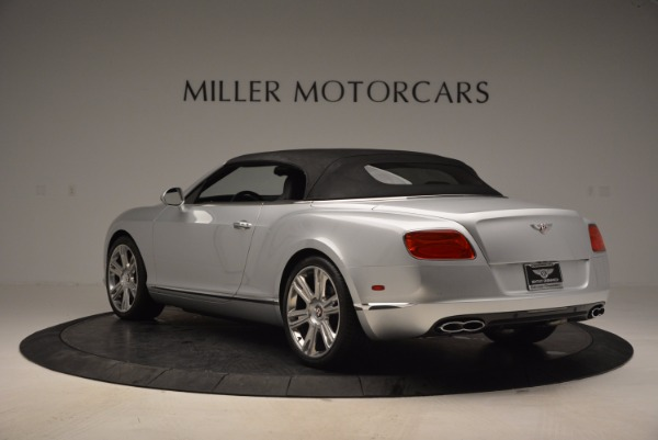 Used 2013 Bentley Continental GT V8 for sale Sold at Alfa Romeo of Greenwich in Greenwich CT 06830 17