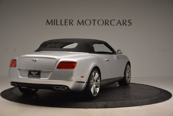 Used 2013 Bentley Continental GT V8 for sale Sold at Alfa Romeo of Greenwich in Greenwich CT 06830 19