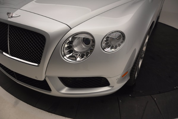 Used 2013 Bentley Continental GT V8 for sale Sold at Alfa Romeo of Greenwich in Greenwich CT 06830 27