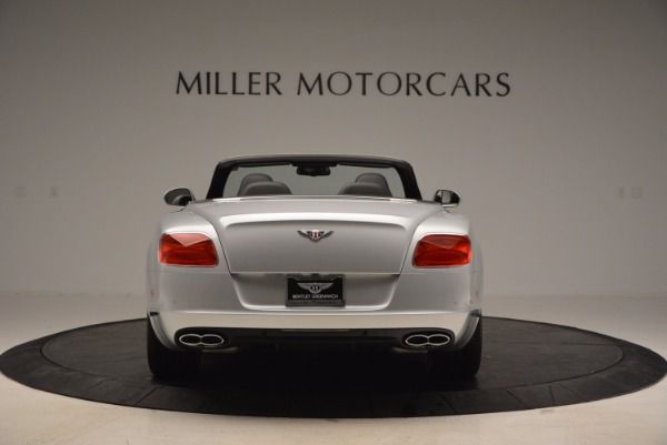 Used 2013 Bentley Continental GT V8 for sale Sold at Alfa Romeo of Greenwich in Greenwich CT 06830 6