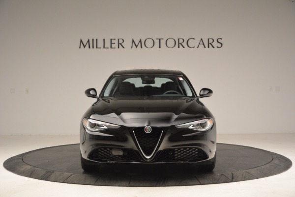 New 2017 Alfa Romeo Giulia Q4 for sale Sold at Alfa Romeo of Greenwich in Greenwich CT 06830 12