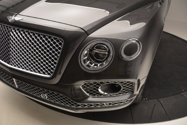 Used 2017 Bentley Bentayga W12 for sale Sold at Alfa Romeo of Greenwich in Greenwich CT 06830 14