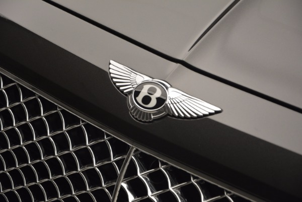 Used 2017 Bentley Bentayga W12 for sale Sold at Alfa Romeo of Greenwich in Greenwich CT 06830 16