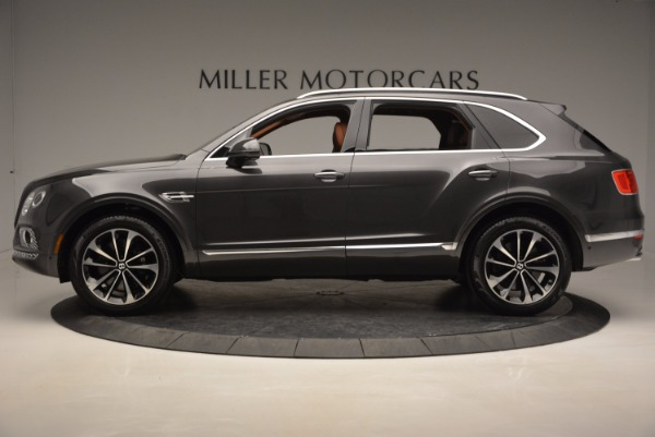 New 2017 Bentley Bentayga for sale Sold at Alfa Romeo of Greenwich in Greenwich CT 06830 3