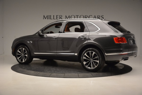 New 2017 Bentley Bentayga for sale Sold at Alfa Romeo of Greenwich in Greenwich CT 06830 4