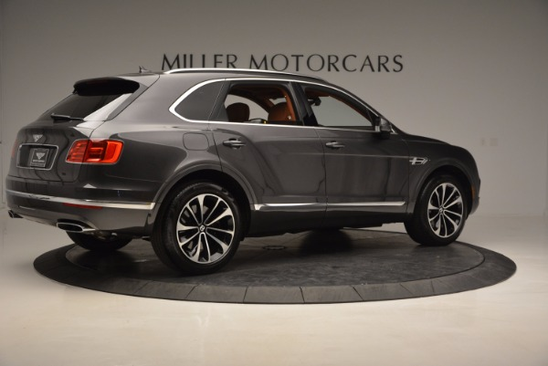 New 2017 Bentley Bentayga for sale Sold at Alfa Romeo of Greenwich in Greenwich CT 06830 8