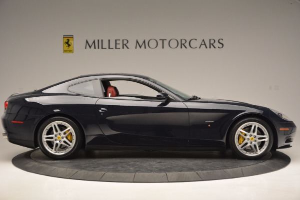 Used 2005 Ferrari 612 Scaglietti 6-Speed Manual for sale Sold at Alfa Romeo of Greenwich in Greenwich CT 06830 10