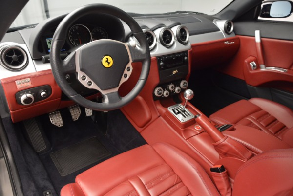 Used 2005 Ferrari 612 Scaglietti 6-Speed Manual for sale Sold at Alfa Romeo of Greenwich in Greenwich CT 06830 2