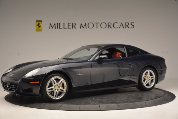 Used 2005 Ferrari 612 Scaglietti 6-Speed Manual for sale Sold at Alfa Romeo of Greenwich in Greenwich CT 06830 3