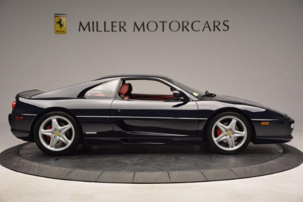 Used 1999 Ferrari 355 Berlinetta for sale Sold at Alfa Romeo of Greenwich in Greenwich CT 06830 10