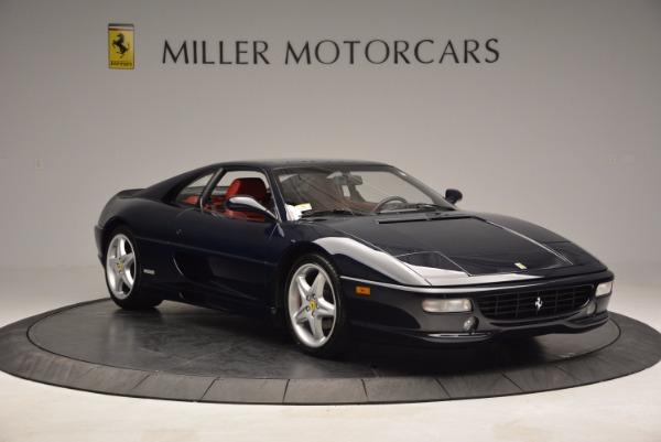 Used 1999 Ferrari 355 Berlinetta for sale Sold at Alfa Romeo of Greenwich in Greenwich CT 06830 12