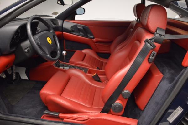 Used 1999 Ferrari 355 Berlinetta for sale Sold at Alfa Romeo of Greenwich in Greenwich CT 06830 15