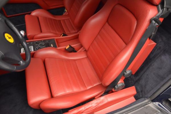 Used 1999 Ferrari 355 Berlinetta for sale Sold at Alfa Romeo of Greenwich in Greenwich CT 06830 16
