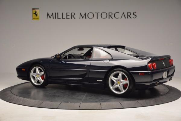 Used 1999 Ferrari 355 Berlinetta for sale Sold at Alfa Romeo of Greenwich in Greenwich CT 06830 5