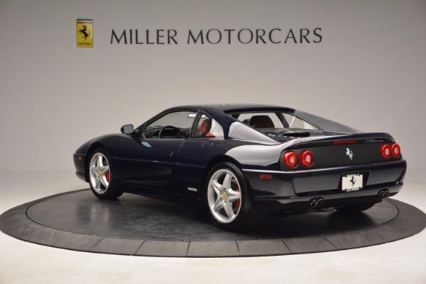 Used 1999 Ferrari 355 Berlinetta for sale Sold at Alfa Romeo of Greenwich in Greenwich CT 06830 6