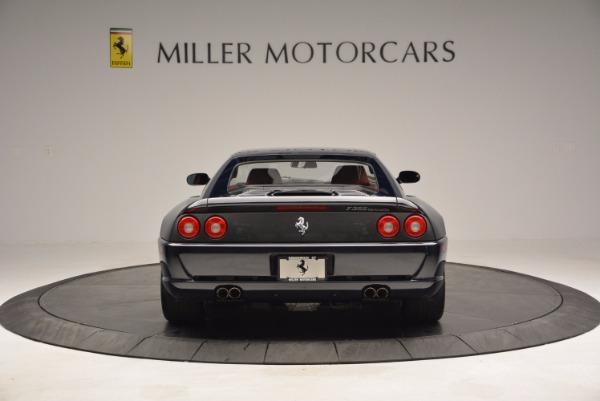 Used 1999 Ferrari 355 Berlinetta for sale Sold at Alfa Romeo of Greenwich in Greenwich CT 06830 7