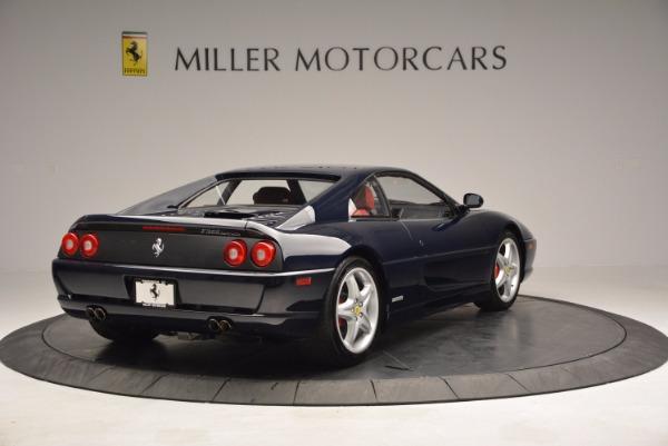 Used 1999 Ferrari 355 Berlinetta for sale Sold at Alfa Romeo of Greenwich in Greenwich CT 06830 8