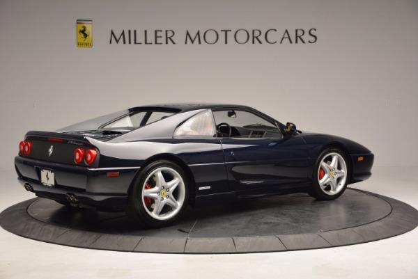 Used 1999 Ferrari 355 Berlinetta for sale Sold at Alfa Romeo of Greenwich in Greenwich CT 06830 9