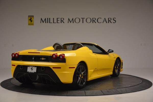 Used 2009 Ferrari F430 Scuderia 16M for sale Sold at Alfa Romeo of Greenwich in Greenwich CT 06830 7