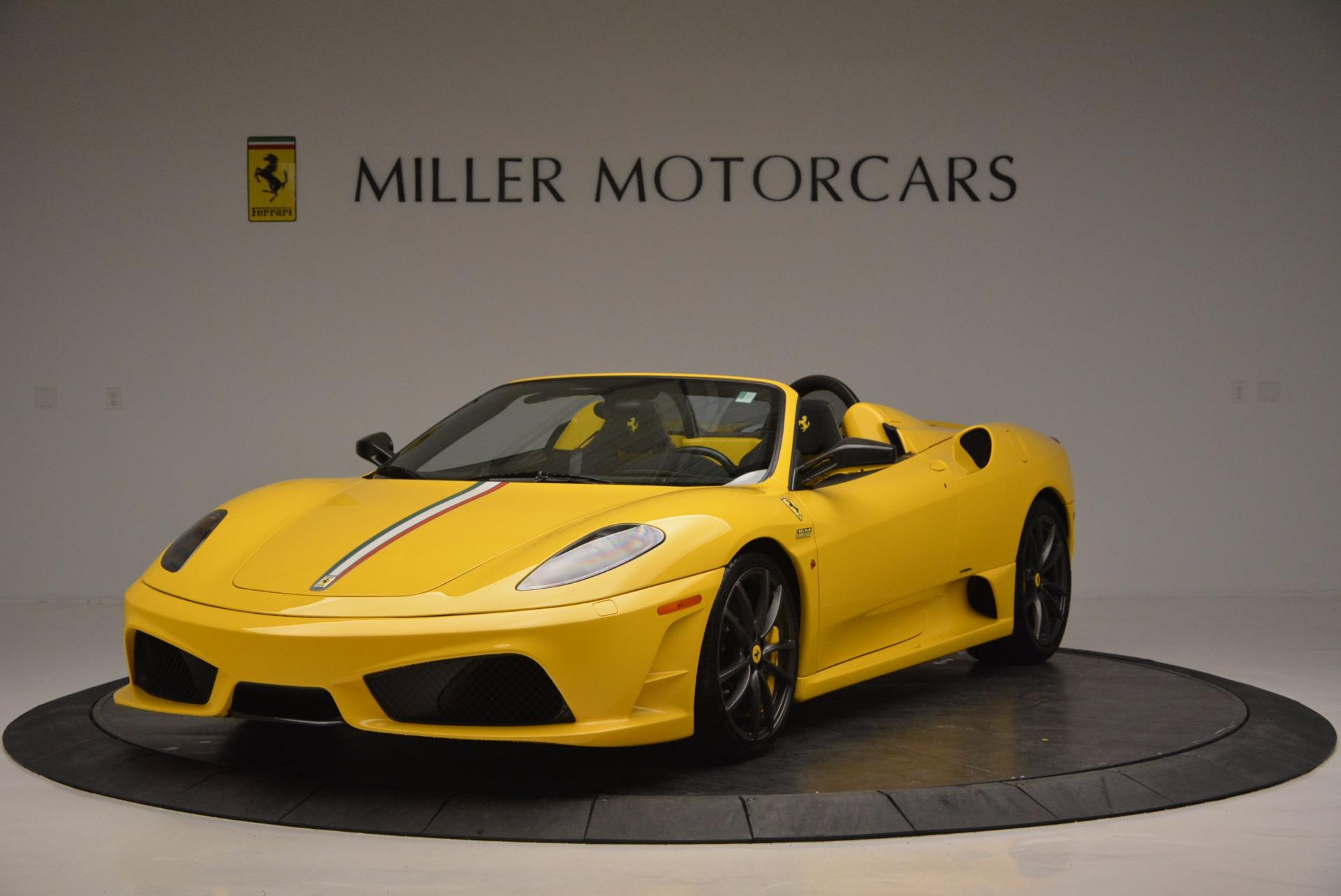 Used 2009 Ferrari F430 Scuderia 16M for sale Sold at Alfa Romeo of Greenwich in Greenwich CT 06830 1