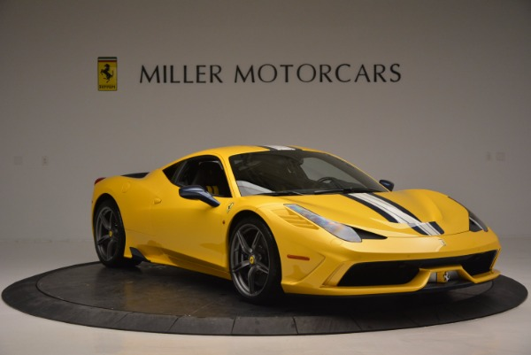 Used 2015 Ferrari 458 Speciale for sale Sold at Alfa Romeo of Greenwich in Greenwich CT 06830 11