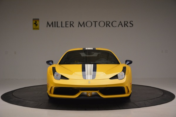 Used 2015 Ferrari 458 Speciale for sale Sold at Alfa Romeo of Greenwich in Greenwich CT 06830 12