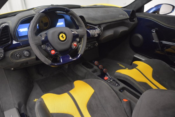Used 2015 Ferrari 458 Speciale for sale Sold at Alfa Romeo of Greenwich in Greenwich CT 06830 19