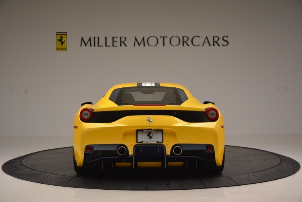 Used 2015 Ferrari 458 Speciale for sale Sold at Alfa Romeo of Greenwich in Greenwich CT 06830 6