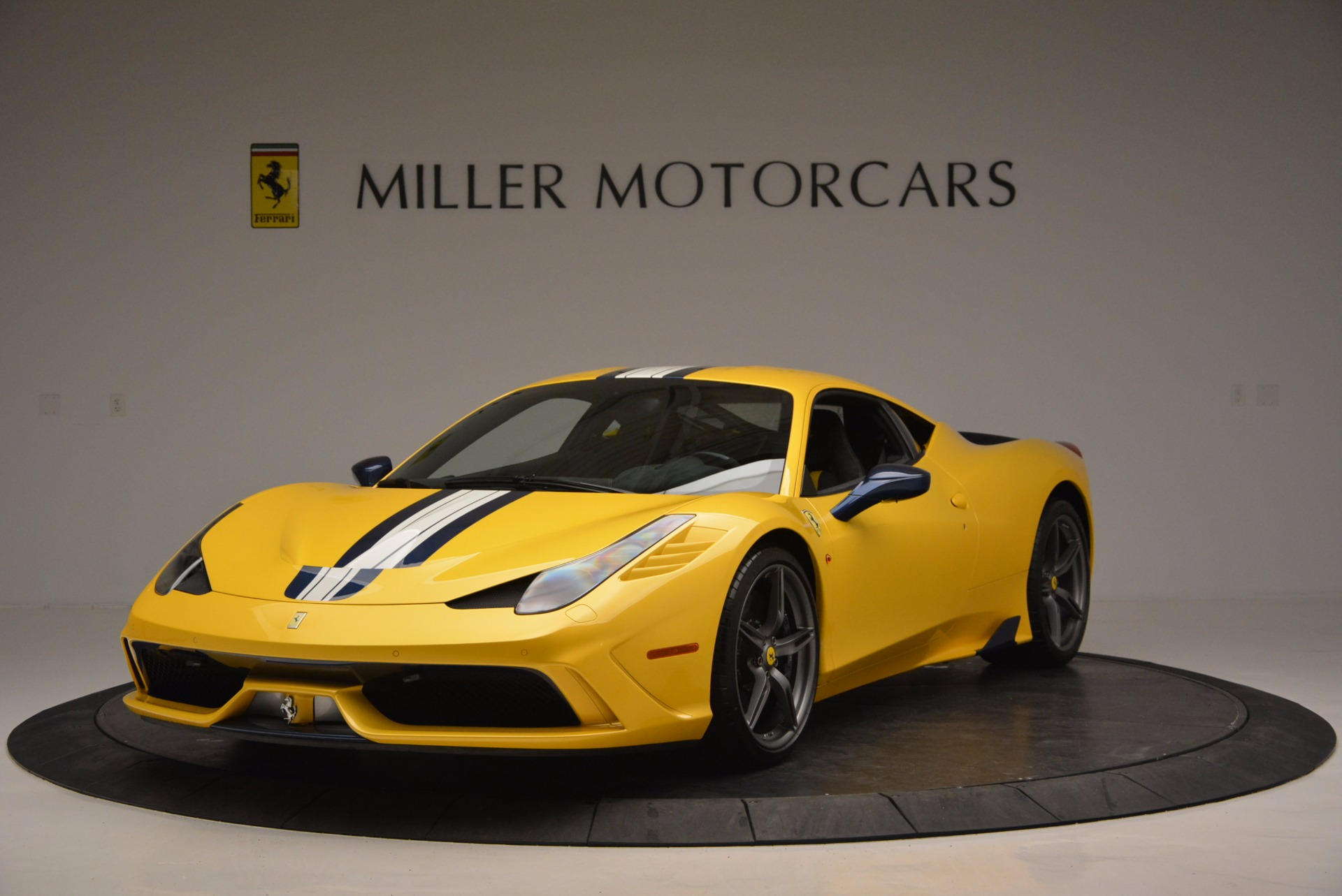 Used 2015 Ferrari 458 Speciale for sale Sold at Alfa Romeo of Greenwich in Greenwich CT 06830 1