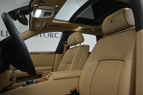 Used 2014 Rolls-Royce Ghost V-Spec for sale Sold at Alfa Romeo of Greenwich in Greenwich CT 06830 22
