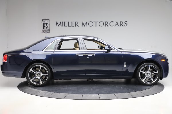Used 2014 Rolls-Royce Ghost V-Spec for sale Sold at Alfa Romeo of Greenwich in Greenwich CT 06830 7