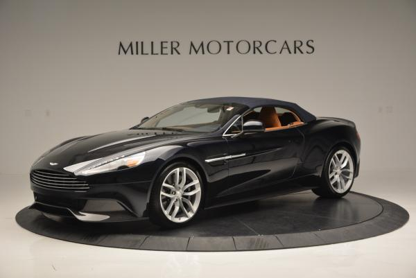 New 2016 Aston Martin Vanquish Volante for sale Sold at Alfa Romeo of Greenwich in Greenwich CT 06830 14
