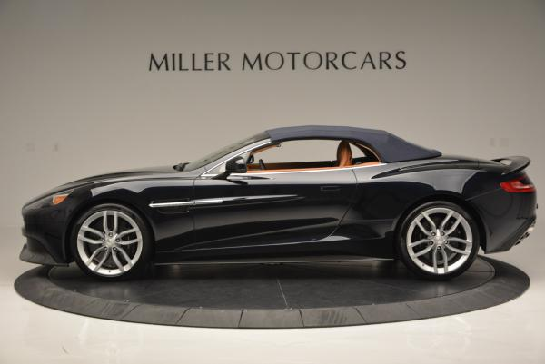New 2016 Aston Martin Vanquish Volante for sale Sold at Alfa Romeo of Greenwich in Greenwich CT 06830 16