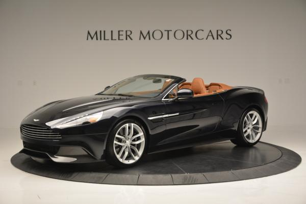 New 2016 Aston Martin Vanquish Volante for sale Sold at Alfa Romeo of Greenwich in Greenwich CT 06830 2
