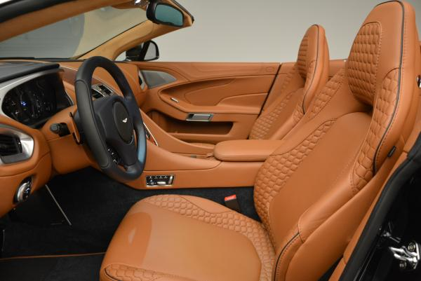 New 2016 Aston Martin Vanquish Volante for sale Sold at Alfa Romeo of Greenwich in Greenwich CT 06830 20