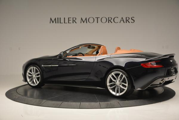 New 2016 Aston Martin Vanquish Volante for sale Sold at Alfa Romeo of Greenwich in Greenwich CT 06830 4