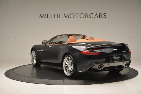 New 2016 Aston Martin Vanquish Volante for sale Sold at Alfa Romeo of Greenwich in Greenwich CT 06830 5