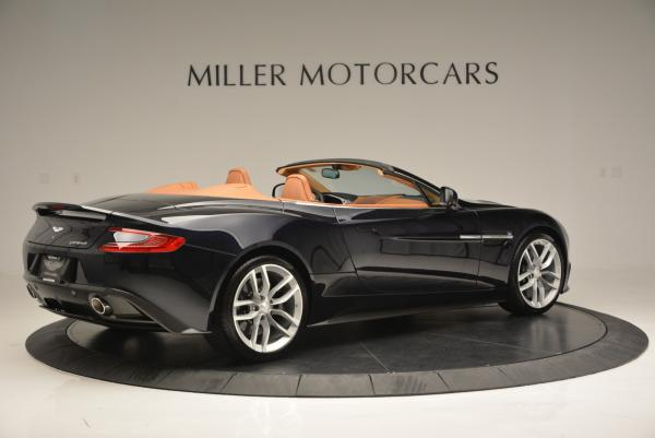 New 2016 Aston Martin Vanquish Volante for sale Sold at Alfa Romeo of Greenwich in Greenwich CT 06830 8